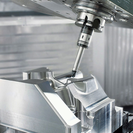 5 Axis CNC Machining Subcontract Machining Services