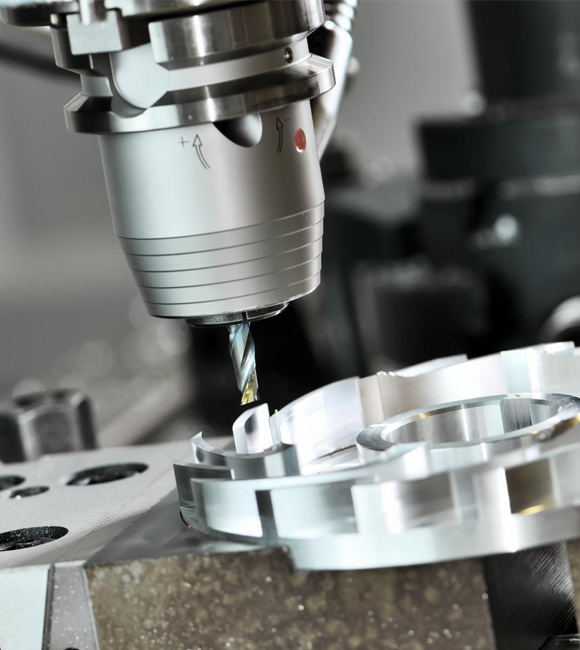 Above-par Custom CNC machining capabilities with no limitation on materials