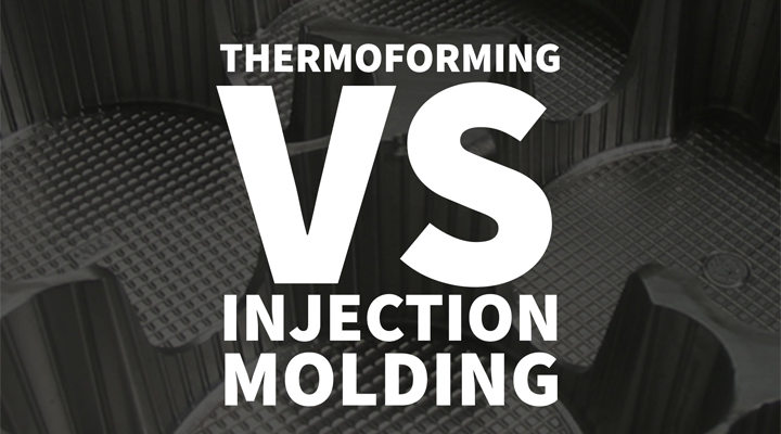 Advantages of Injection Molding and Thermoforming