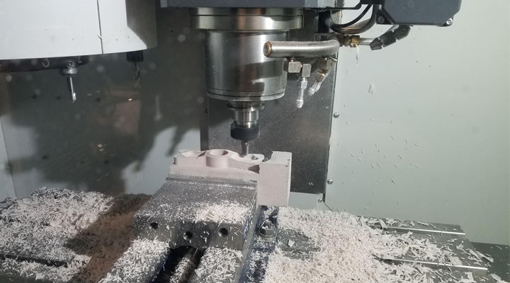 Are small batches suitable for CNC milling plastic