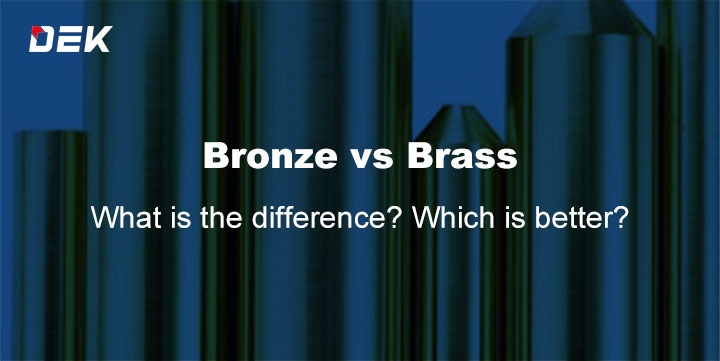 Bronze Vs Brass