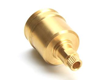 CNC Machining Brass
