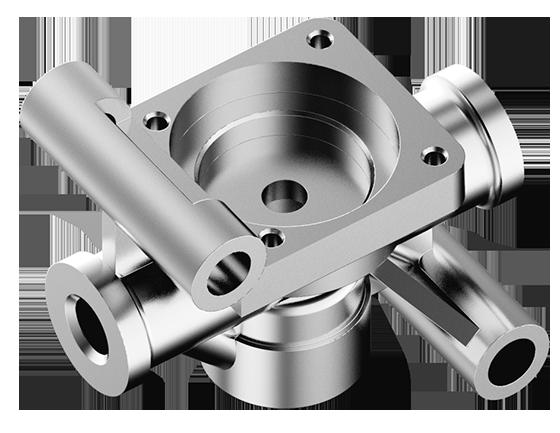CNC Machining Metal Services
