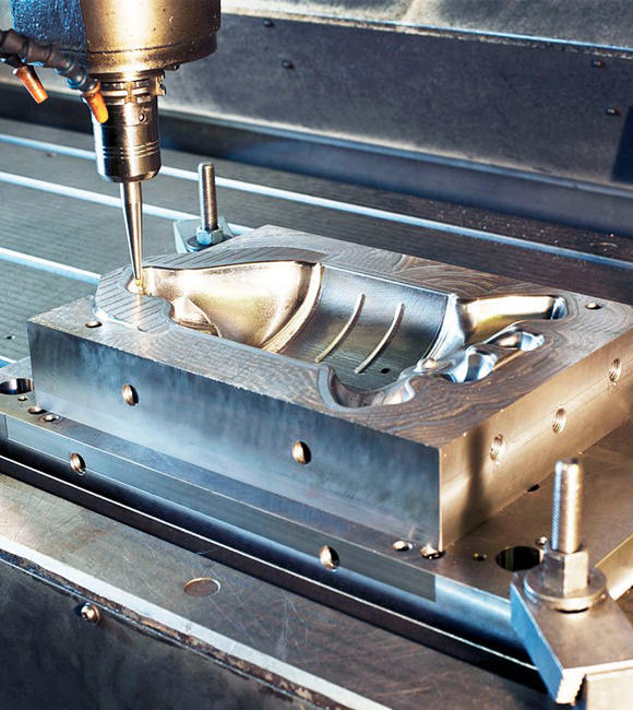 CNC Milling Metal Services at Your Doorstep
