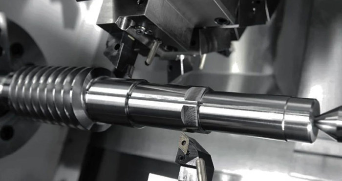 CNC Turning Metal