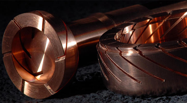 CNC milling copper 101 vs 110, which is better