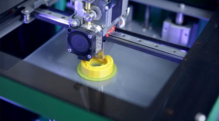 Can Custom Material Be Used For Rapid Prototyping Machining