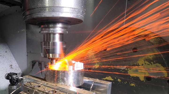 Can Inconel Be High-Speed CNC Machining