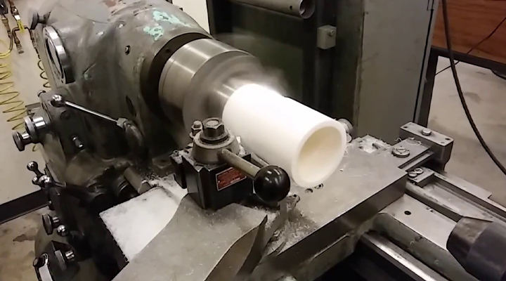 Can PTFE be durable and stiffer materials, Machined