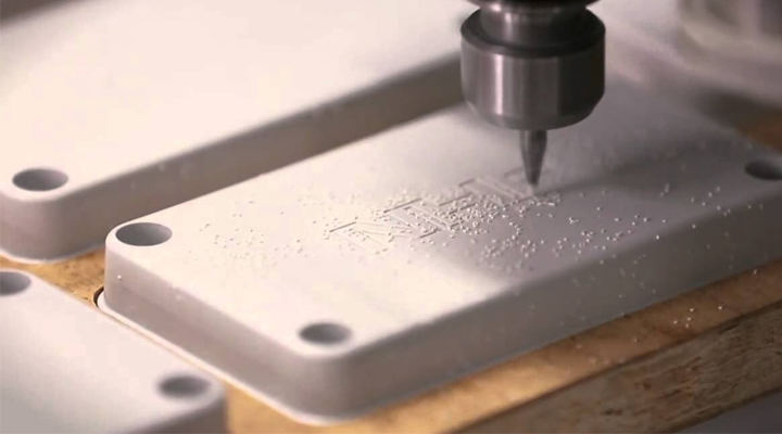 Can plastic be milled