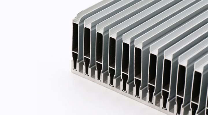 Definition of Aluminum Heat Sinks