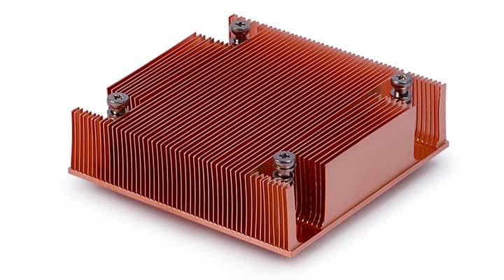 Definition of Copper Heat Sinks