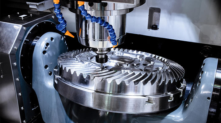 Does DEK Offer 5-axis CNC Milling Services