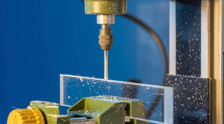 Does DEK Offer Acrylic CNC Machining Services