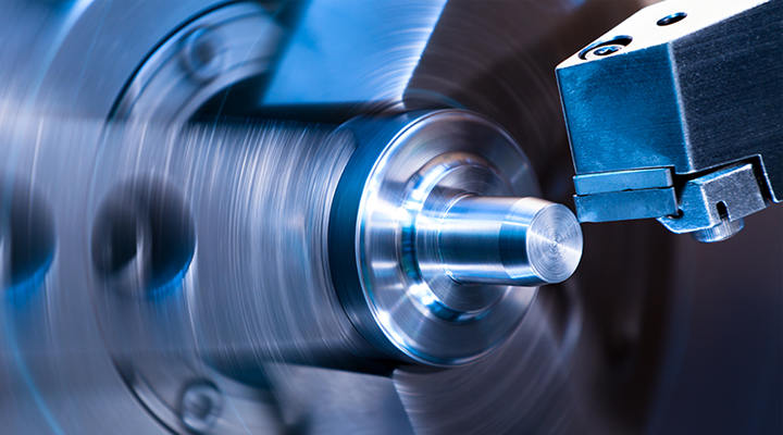 Does DEK Offer CNC Turn Aluminum Services