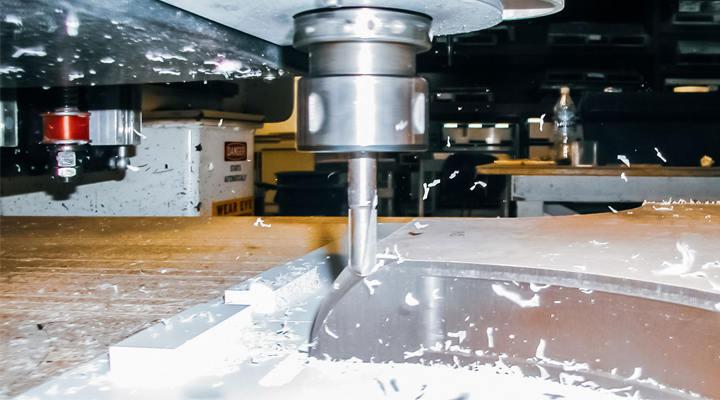 Does DEK Offer Custom CNC Milling Metal Service