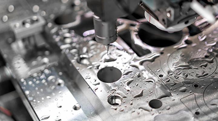 Does DEK Offer High-Precision CNC Milled Parts