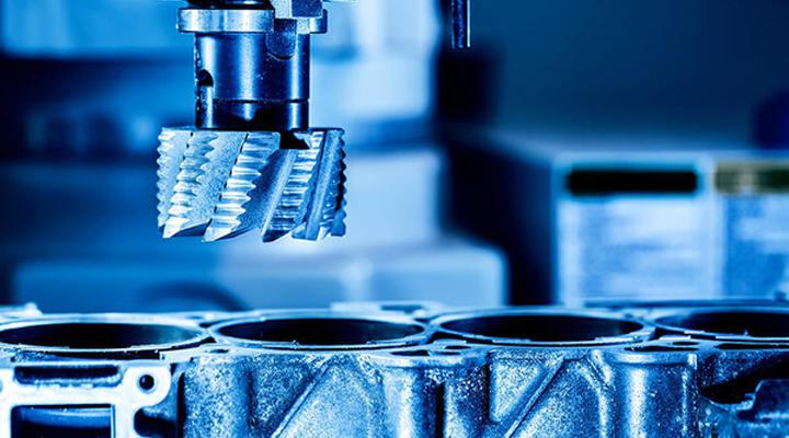 Does DEK Offer High Volume CNC Milling Services