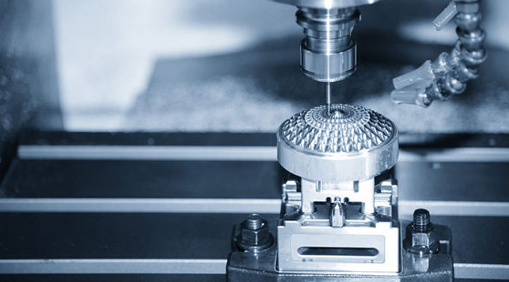 Does DEK Offer Precision Milling Services in China