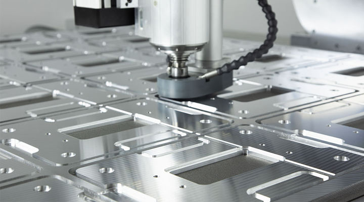 Does DEK Offer Small Batches Metal CNC Milling Services
