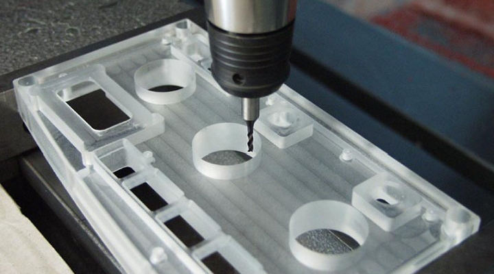 Does DEK Offers 3 Axis CNC Machining Services