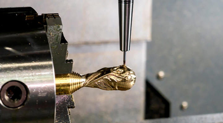 Does DEK Provide 4-Axis CNC Milling Services