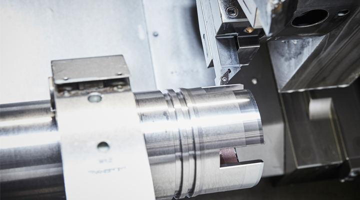 Does DEK Provide Precision CNC Turned Parts