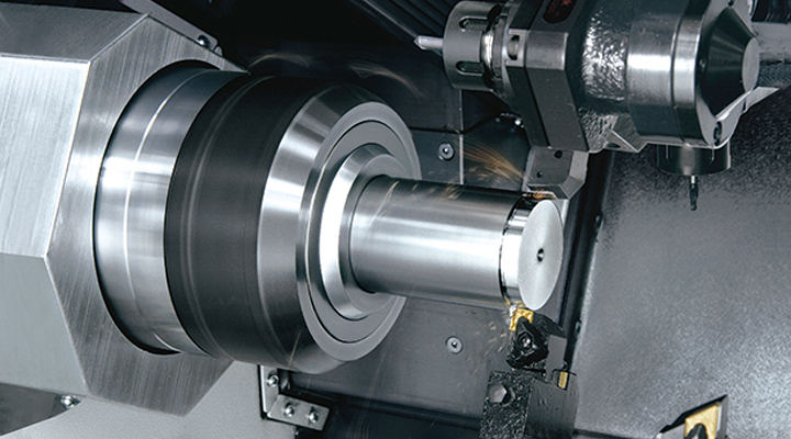 Does DEK offer CNC turning stainless steel services