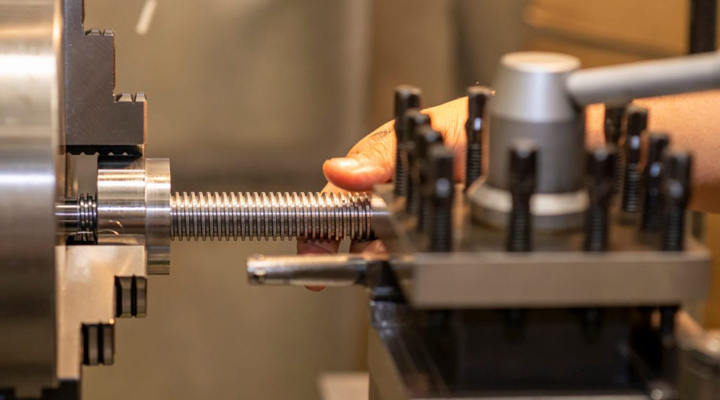 Does DEK offer a metal prototyping service