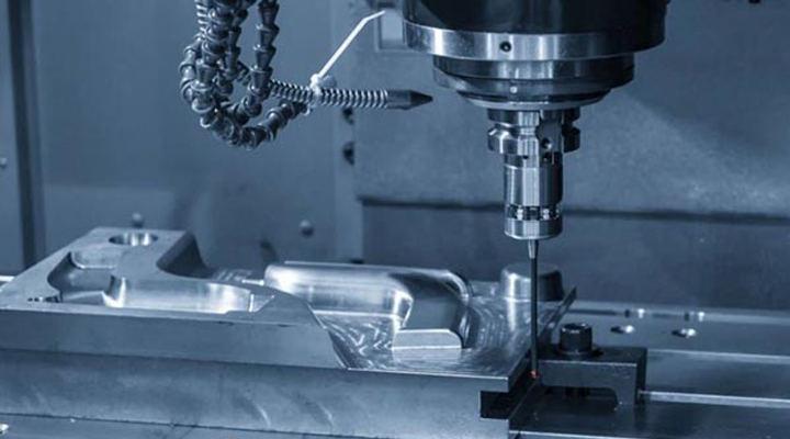 Does DEK offer high-precision custom parts