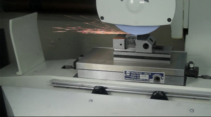 Does Surface Grind Good For Machining Precision Aluminum Parts