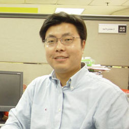Dr Wu CTO of ECHOM