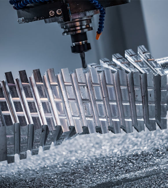 Extensive range of custom CNC machining processes for your projects
