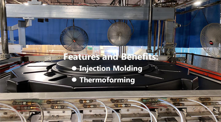 Features and Benefits of Injection Molding and Thermoforming