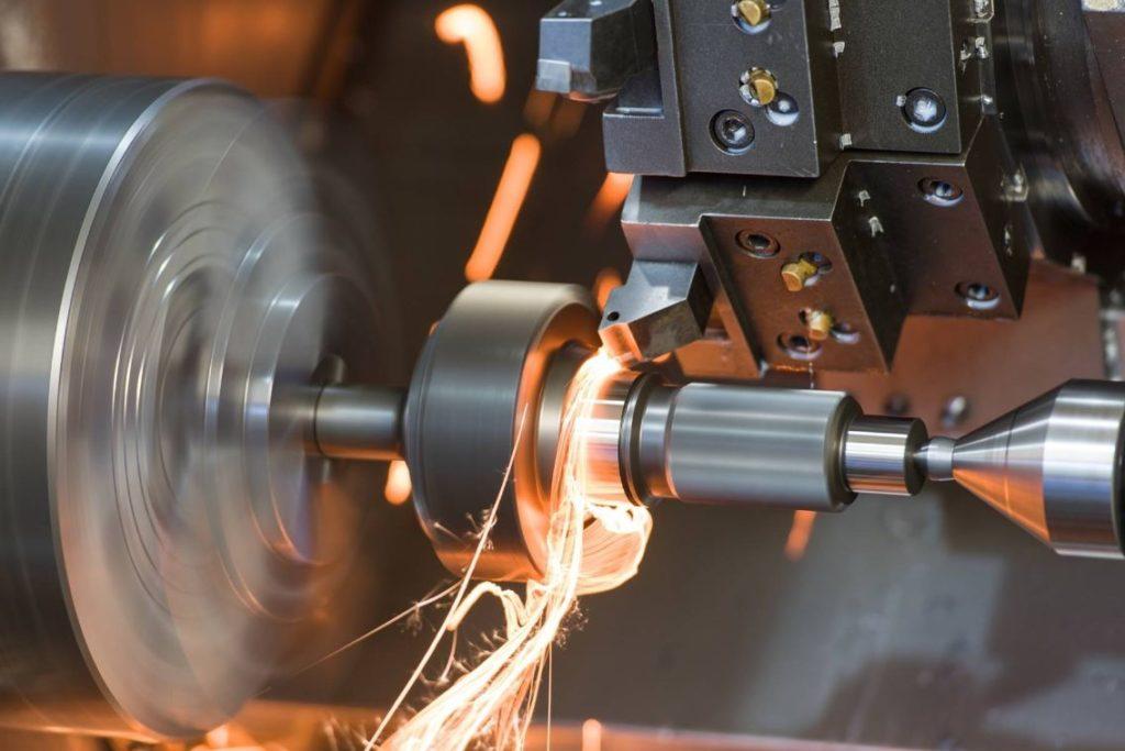 Figure 4 – The DEK's Optimized and Rapid Aerospace Machining