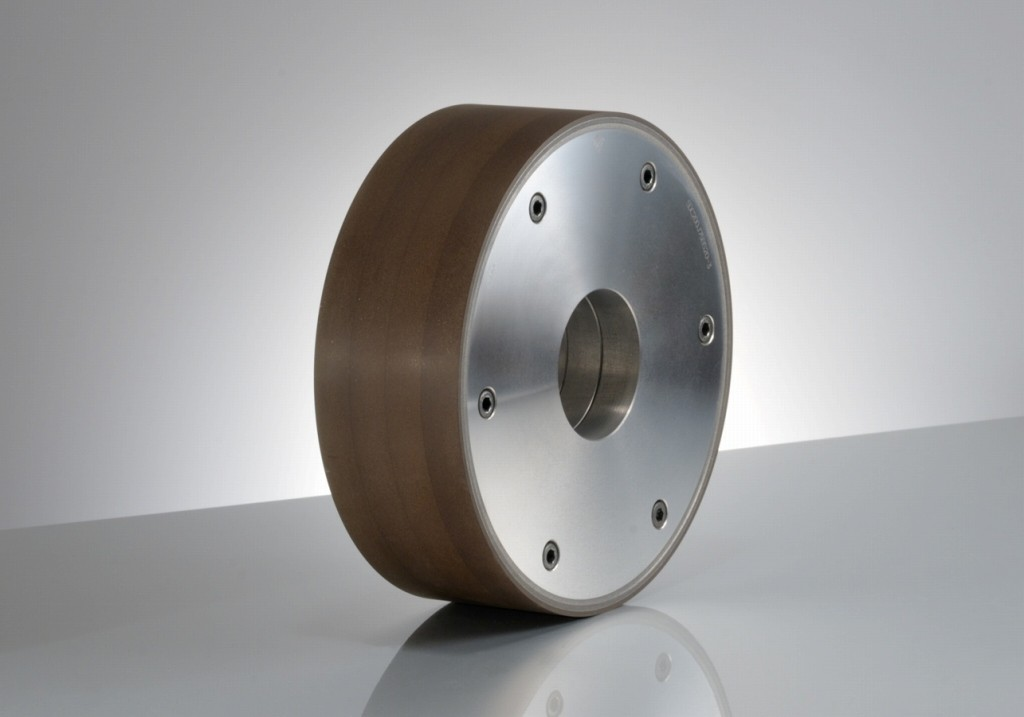 Figure 8 – Centerless Grinding Wheel That Defines Its Performance