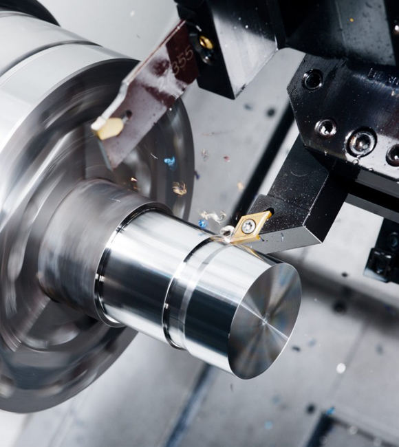 Get China CNC Turned Parts Services with Great Perfection And Preciseness