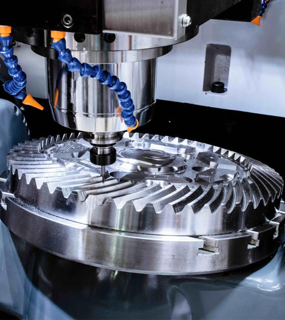 Get the Fine quality CNC Milling Services