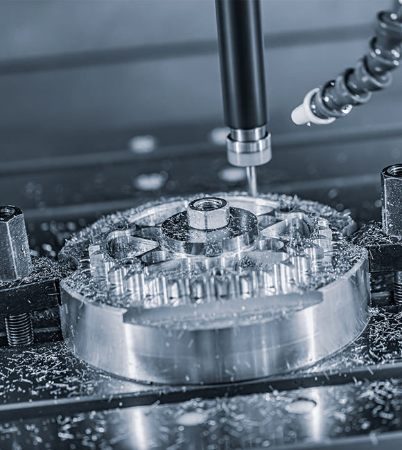 Get your CNC milled parts within the quoted time with our high-speed and efficient processes