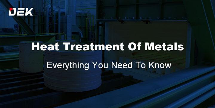 Heat Treatment Of Metals