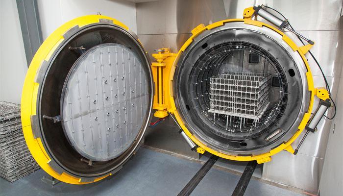 Heat Treatment Titanium