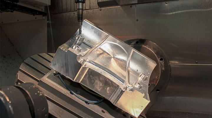 How Does 5-Axis CNC Machining Works