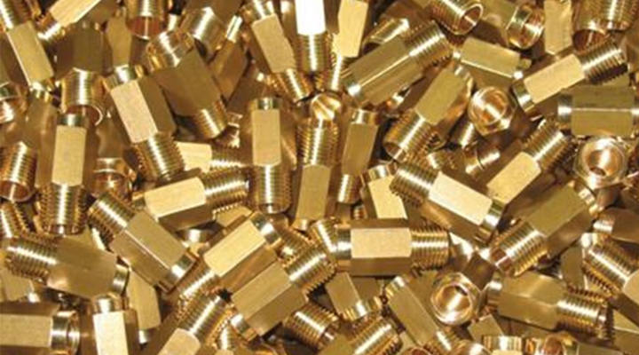 How Large Quantities of CNC Machined Brass Ship To Us