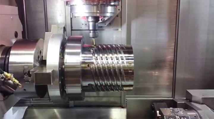 How do 4-Axis CNC Machines Work