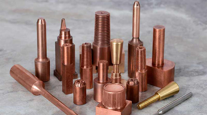 How to find a reliable CNC milled copper parts manufacturer in China
