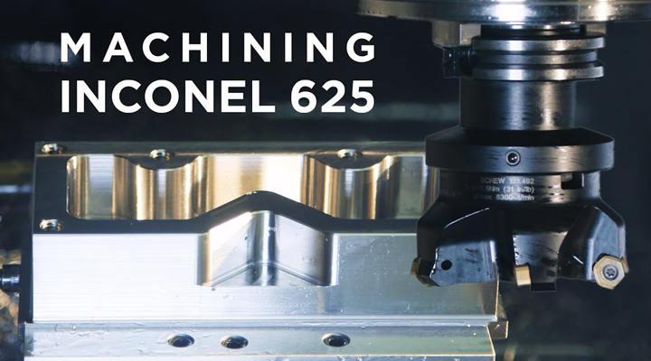 Inconel 625 Machinability