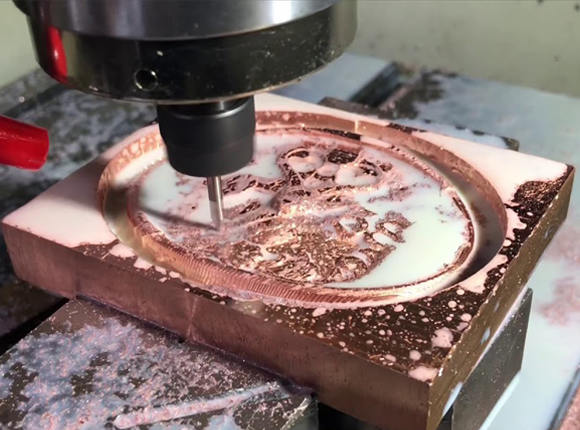 Intricate custom parts for specific applications