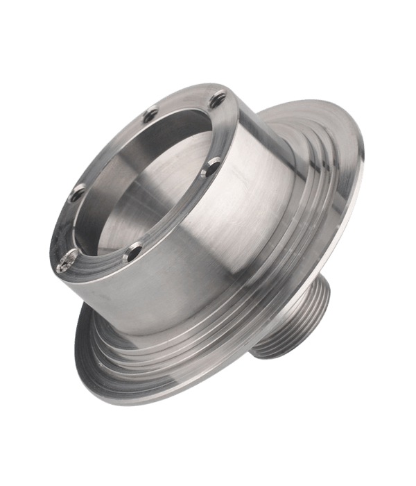 Leading CNC Turning Stainless Steel Services