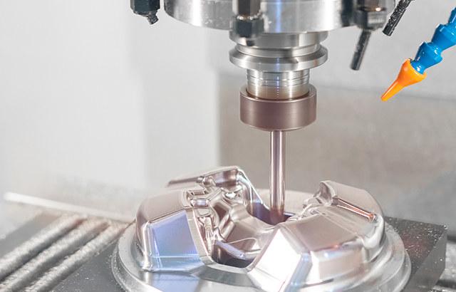 Medical Machining CNC Milling