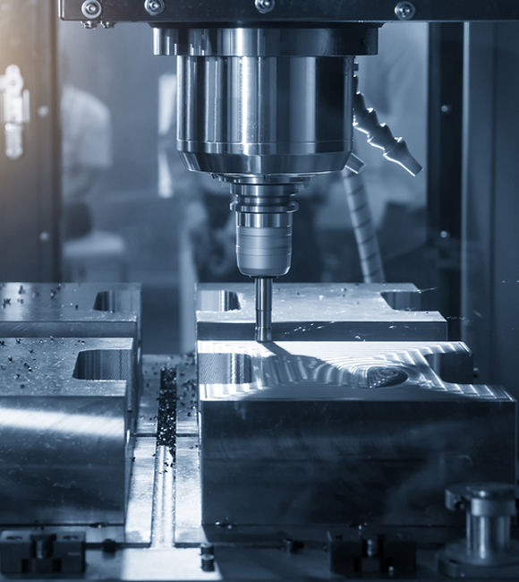 Metal prototyping of a wide variety of metals with impeccable precision and accuracy